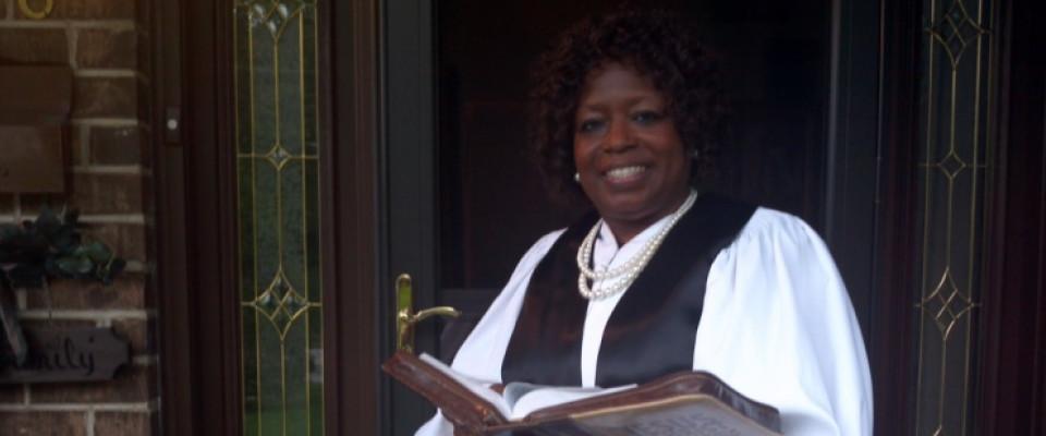 Bishop Rosette Coney